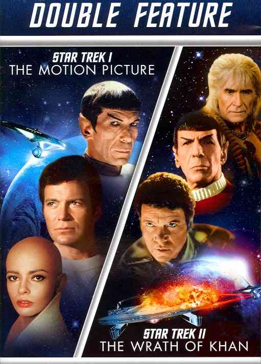 STAR TREK I:MOTION PICTURE/STAR TREK BY SHATNER,WILLIAM (DVD)